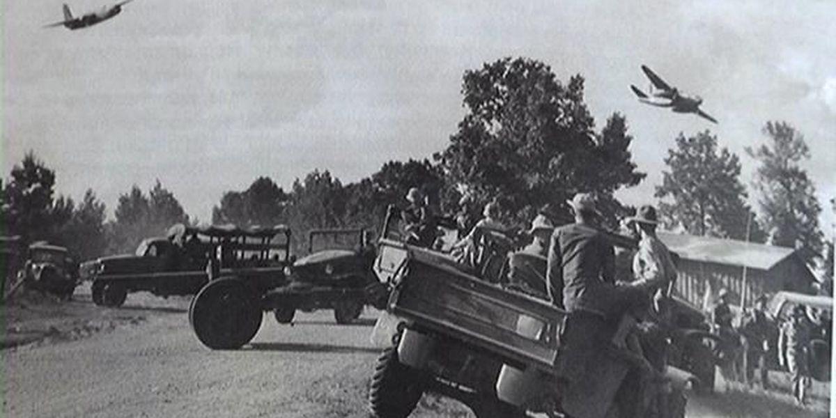 La. Traveler - 1941 Louisiana Maneuvers