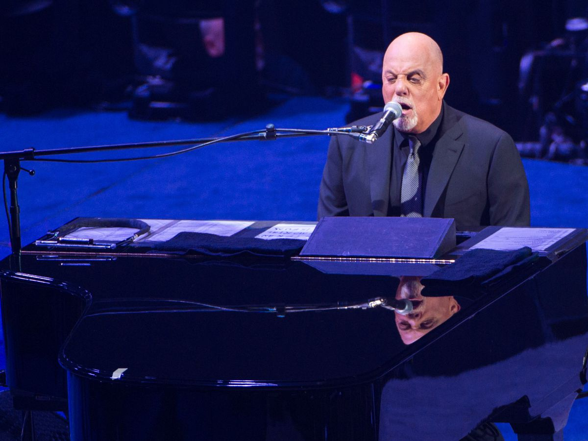 Watch: Billy Joel invites blind, 14-year-old pianist to join him on Madison Square Garden stage