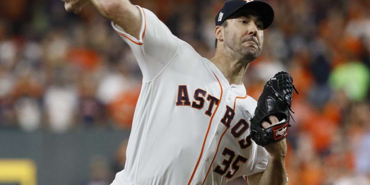 Astros' ace Verlander disputes report that he'll miss remainder of the season