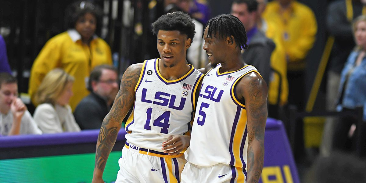 No. 18 LSU's outlook seems brighter after consecutive double-digit wins
