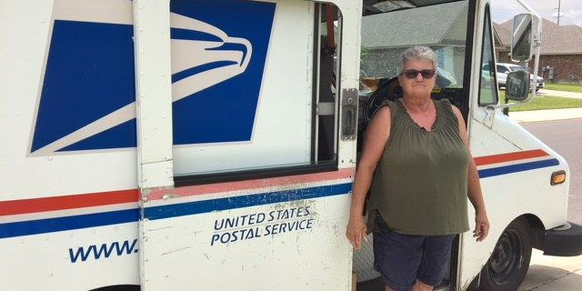 Alert postal carrier and neighbor rescue elderly woman on floor for days
