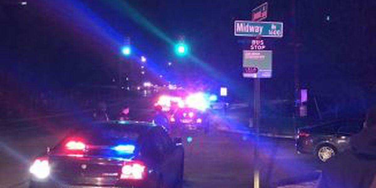 Shreveport police hold news conference after officer's death