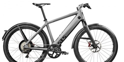 Electric bike recalled due to crash and injury hazard