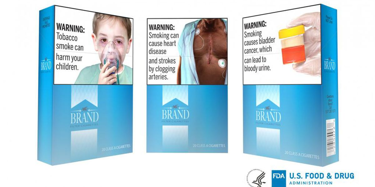 Local doctor reacts to FDA push for graphic cigarette labeling