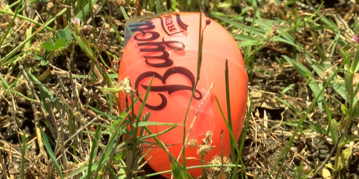 Louisiana Spirits holds second annual adult Easter egg hunt