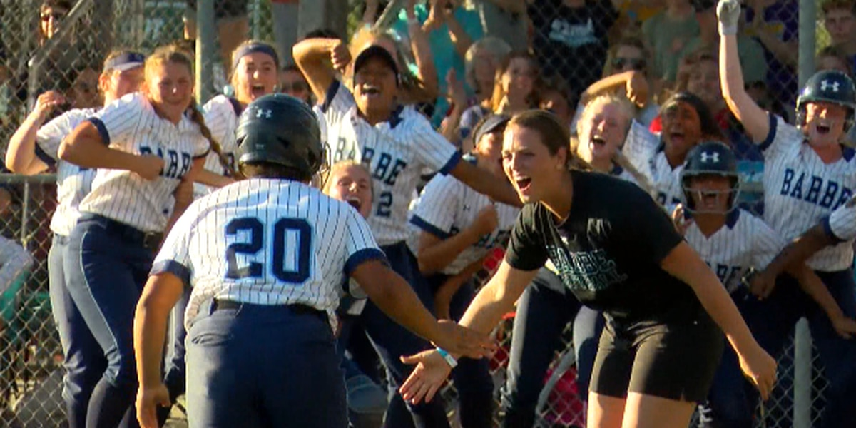 Pappion sparks late comeback with two run bomb; Lady Bucs to 5A State Title game