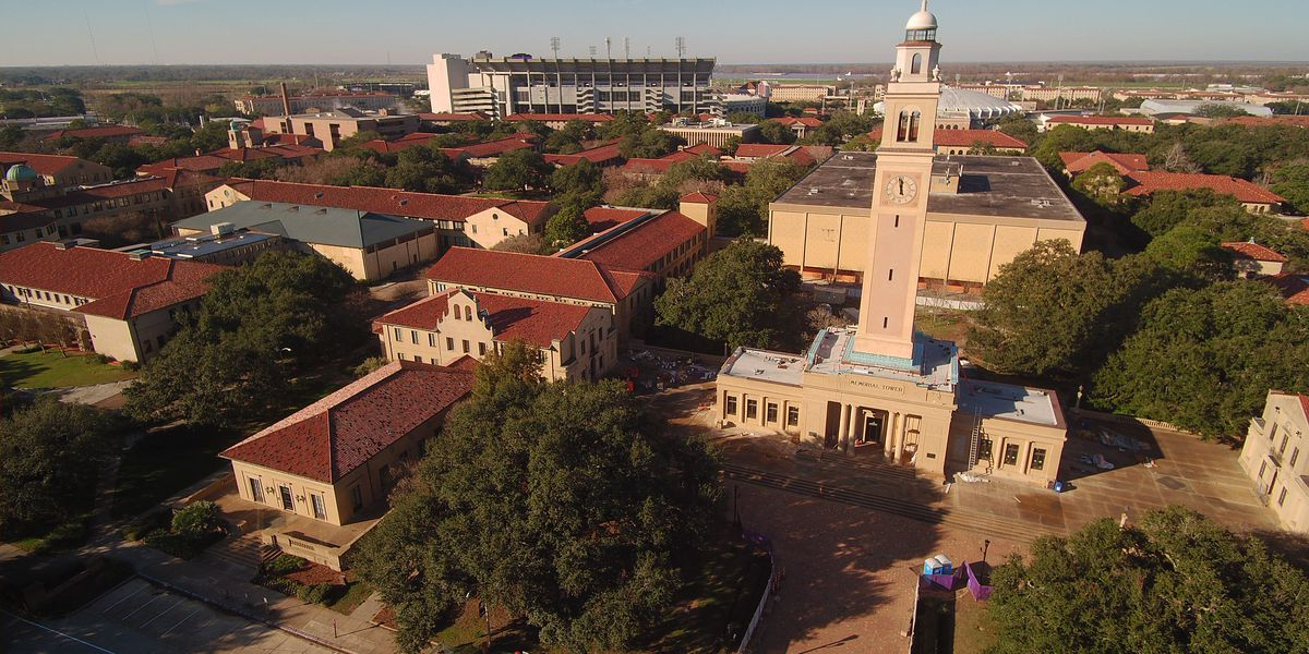 LSU students returning to campus for fall semester