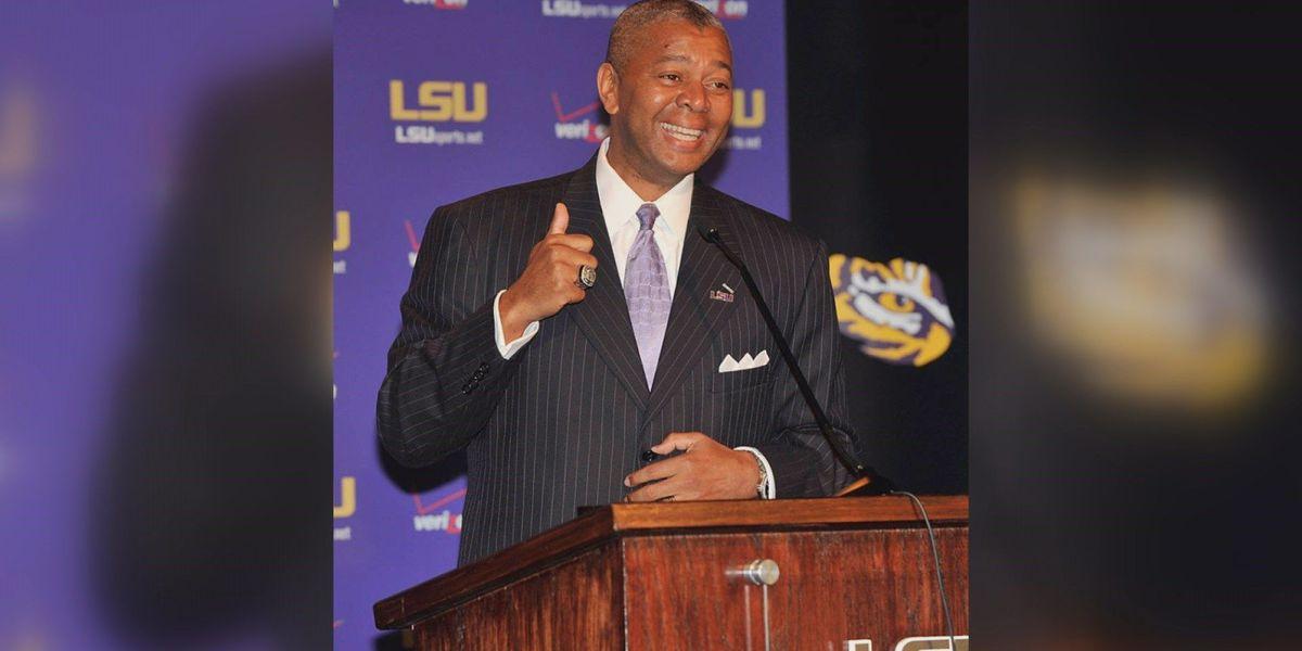 Ex-LSU coach Johnny Jones named Texas Southern head men's basketball coach