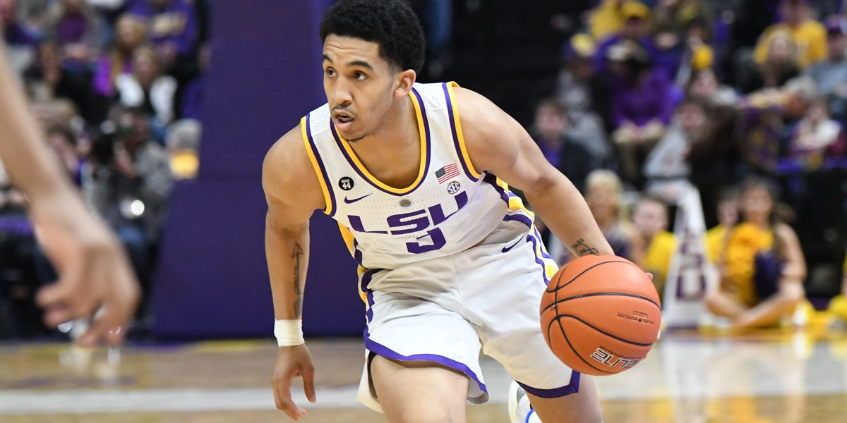 LSU basketball back home to host dangerous Razorbacks