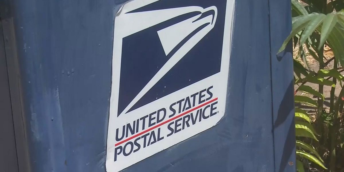 USPS resumes mail services in SWLA, except for two post offices