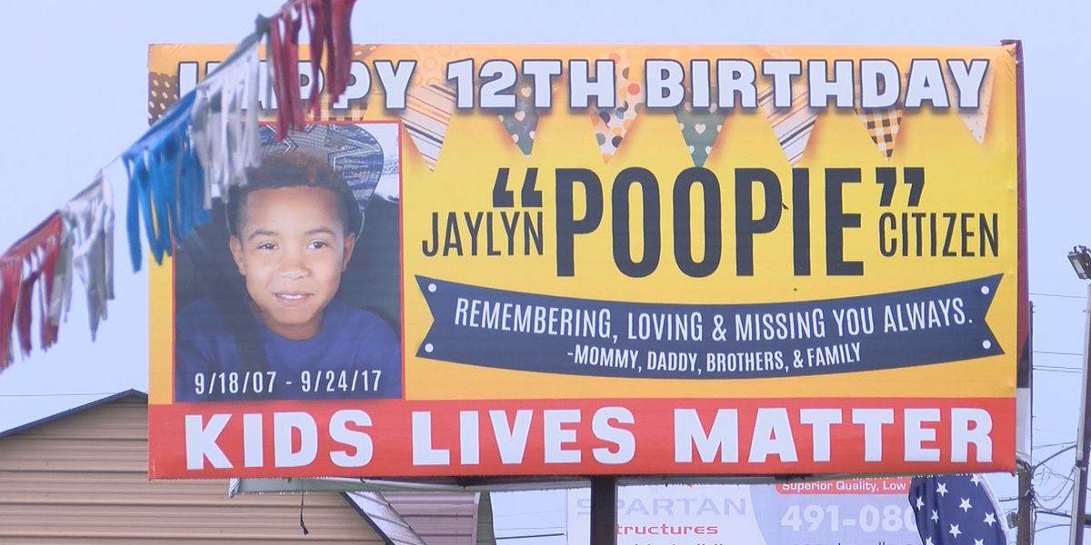 Remembering Jaylyn Citizen nearly two years after his death