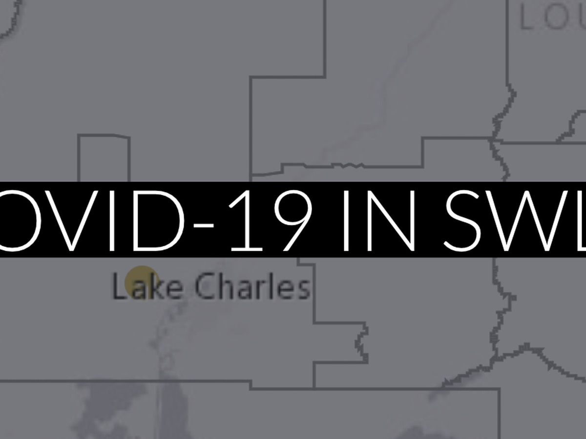 COVID-19 IN SWLA: 3 new deaths, 158 new cases