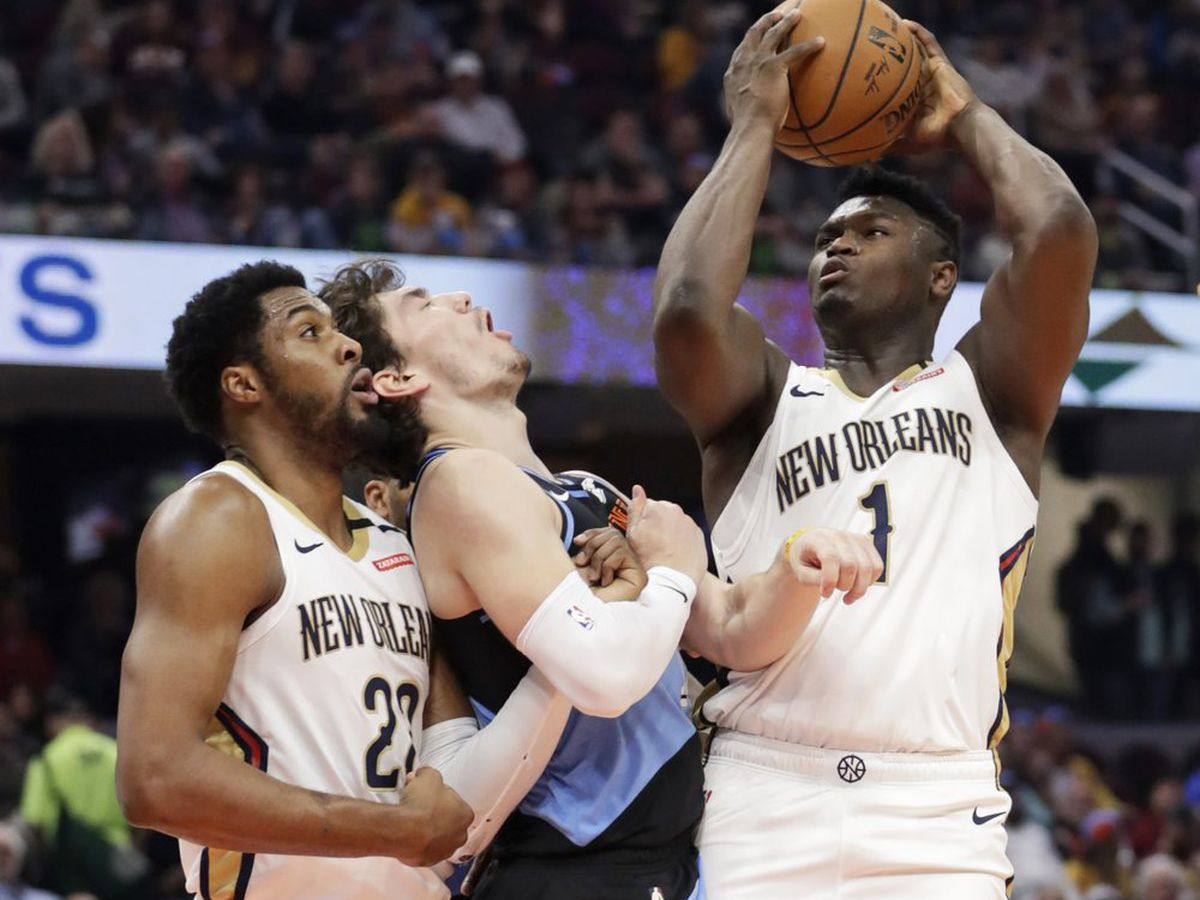 Pelicans still adjusting to Zion's return