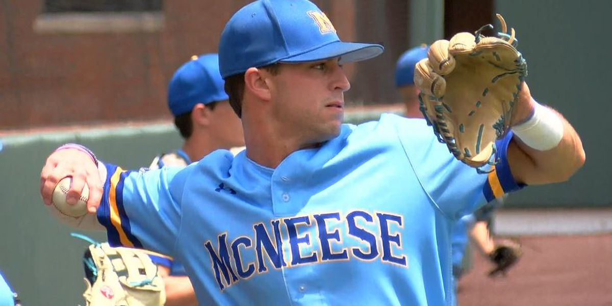 McNeese's Fisbeck named an ABCA/Rawlings Central Region first teamer