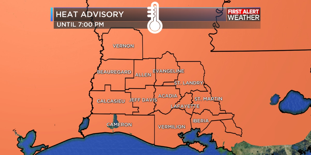 First Alert Forecast: Rain chances increasing into the weekend