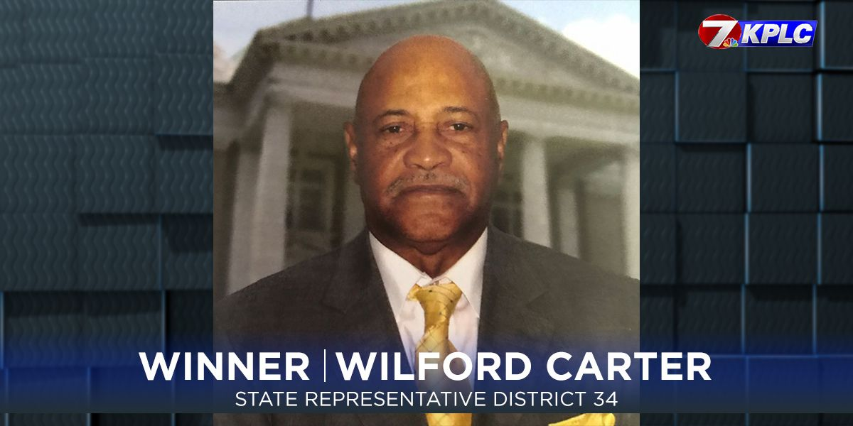 Wilford Carter wins state rep seat
