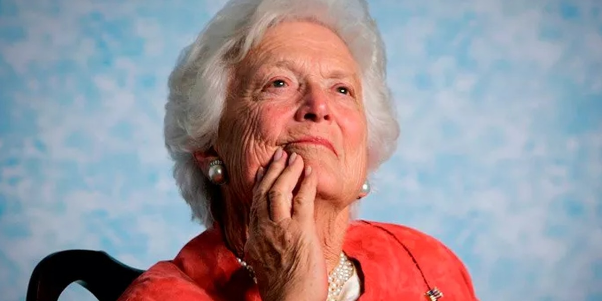 WATCH LIVE: Former first lady Barbara Bush laid to rest