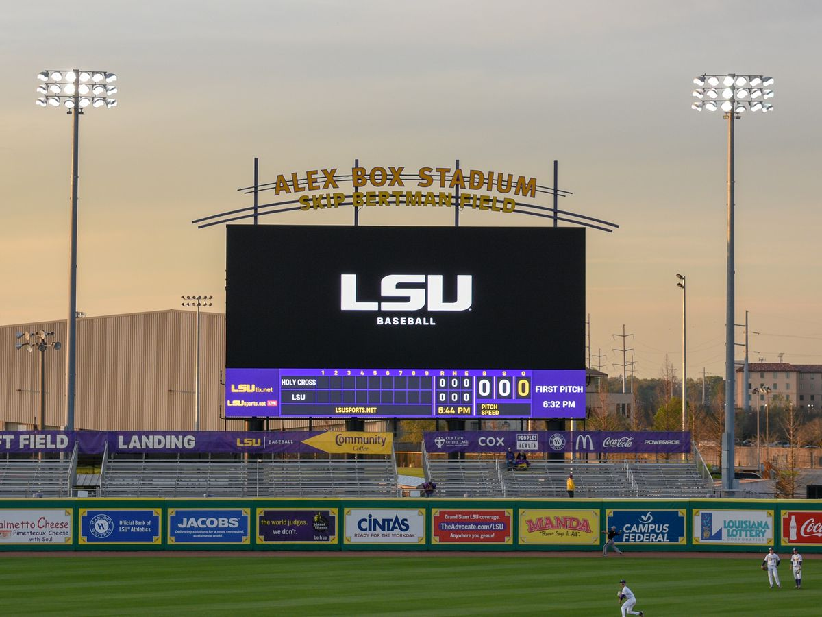 COVID-19 forces LSU to adjust 2021 baseball schedule