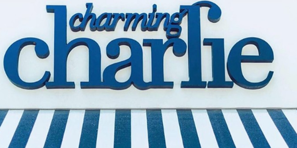 Charming Charlie going out of business, closing all stores