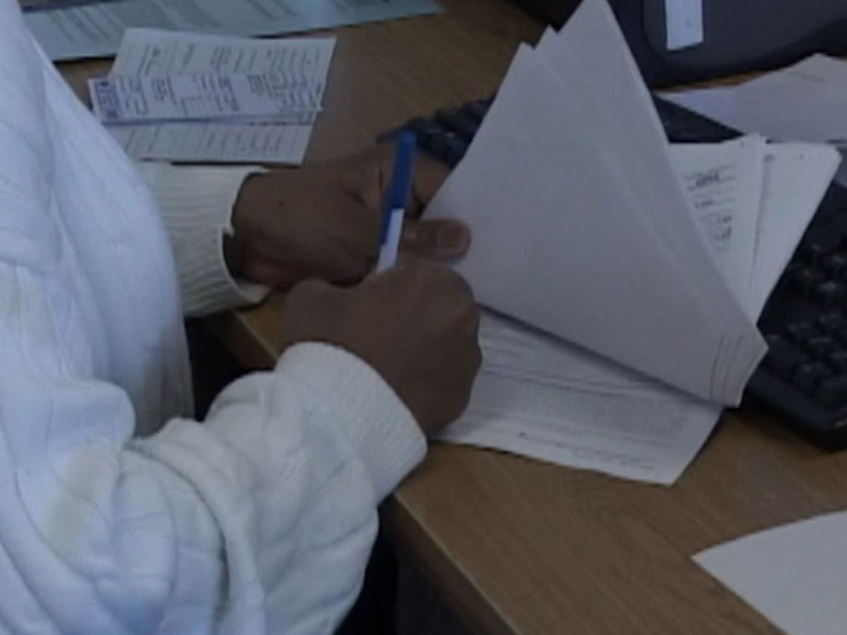 Deadline to file federal income taxes is Monday