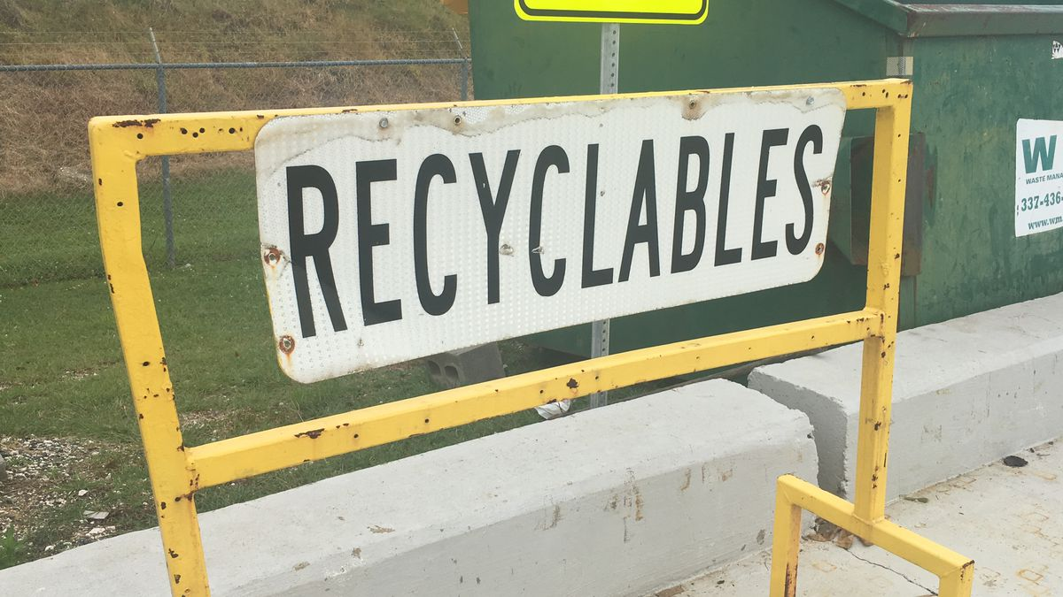 Sulphur residents losing recycling through city; encouraged to use CPPJ Solid Waste Convenience Center