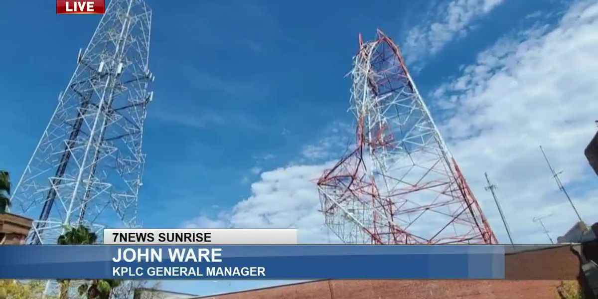 Sunrise Interview: John Ware on KPLC's ongoing repairs - Sept. 18, 2020