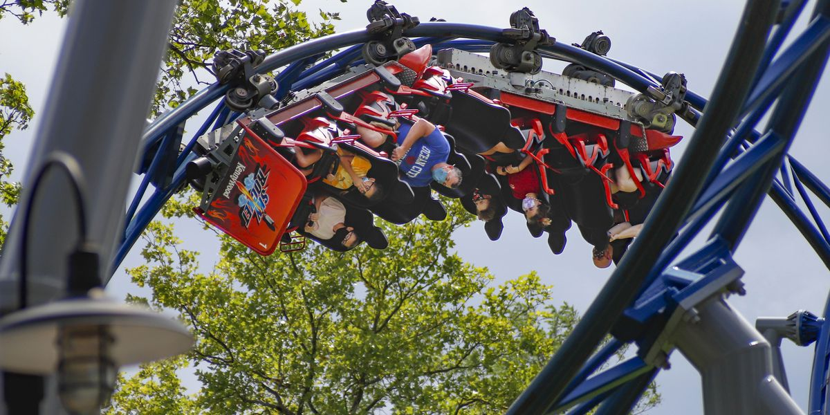 Virus still throwing theme park attendance for a loop