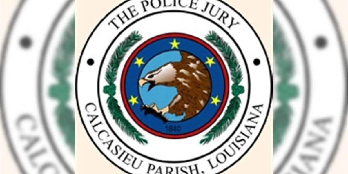 Calcasieu officials release statement on the death of George Floyd
