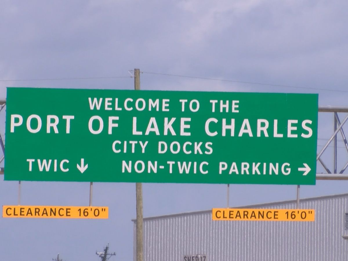 Port of Lake Charles holds special meeting to elect board members