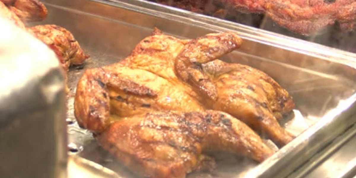 Restaurants open in Lake Charles on Thanksgiving