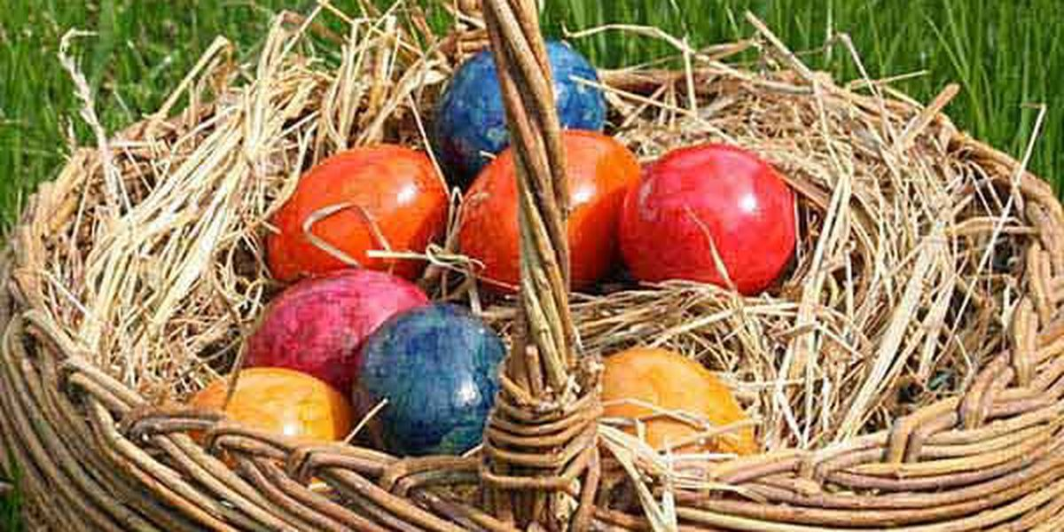 Easter events in Southwest Louisiana