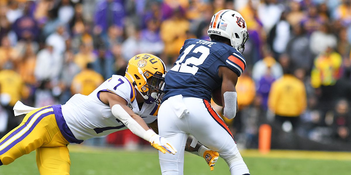2020 NFL DRAFT: LSU S Grant Delpit chosen in 2nd round (No. 44 overall) by Cleveland Browns