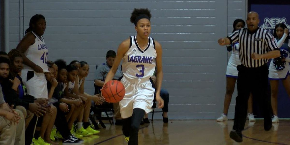 #SWLAPreps girls basketball playoffs: first round highlights