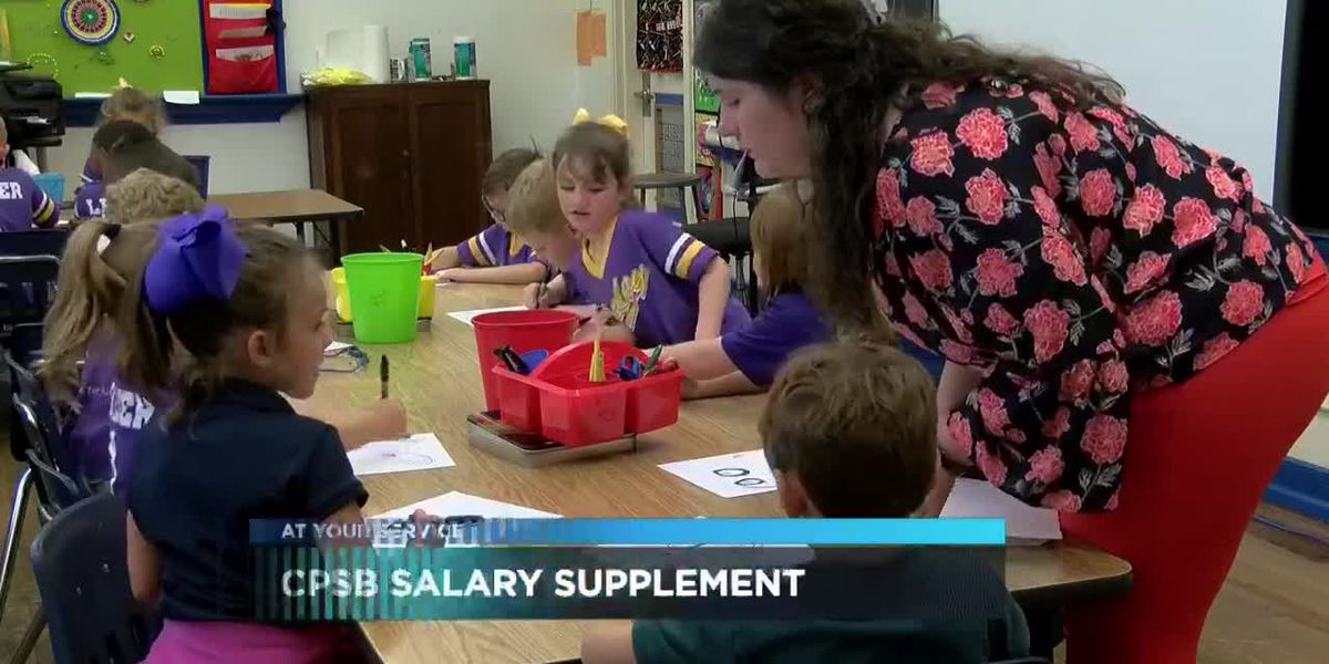 CPSB discusses this year's salary supplement