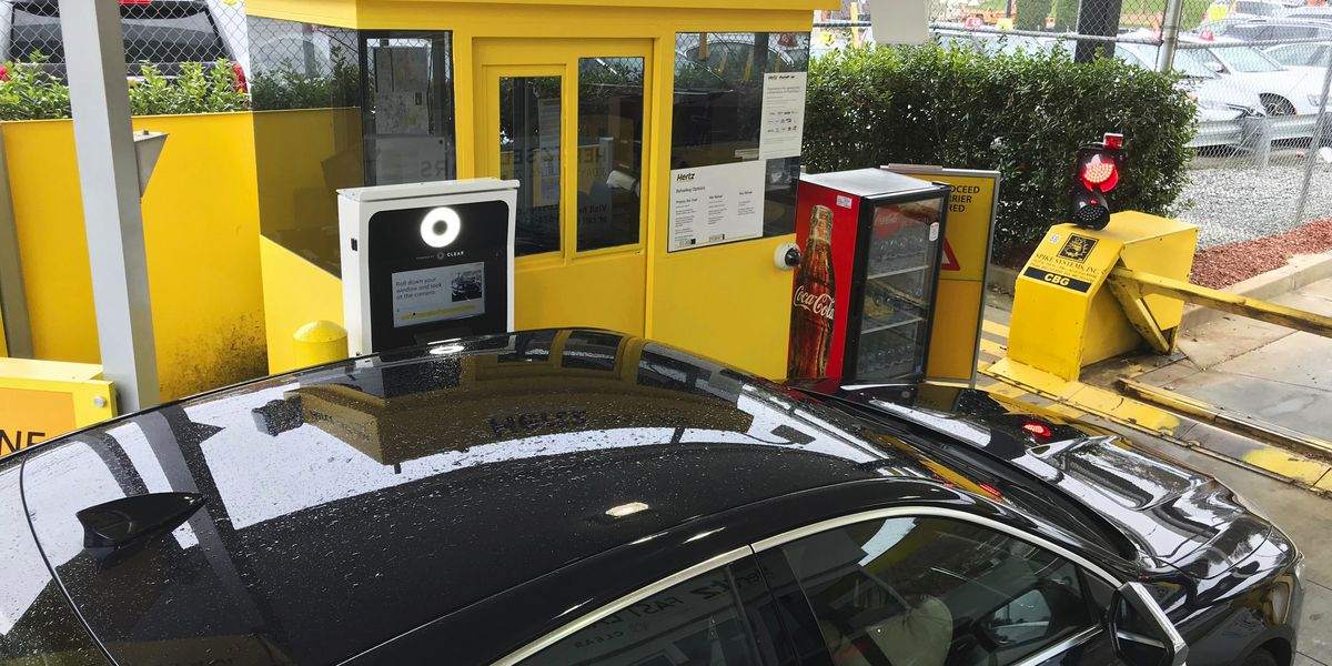 Hertz, Clear partner to speed rentals with biometric scans