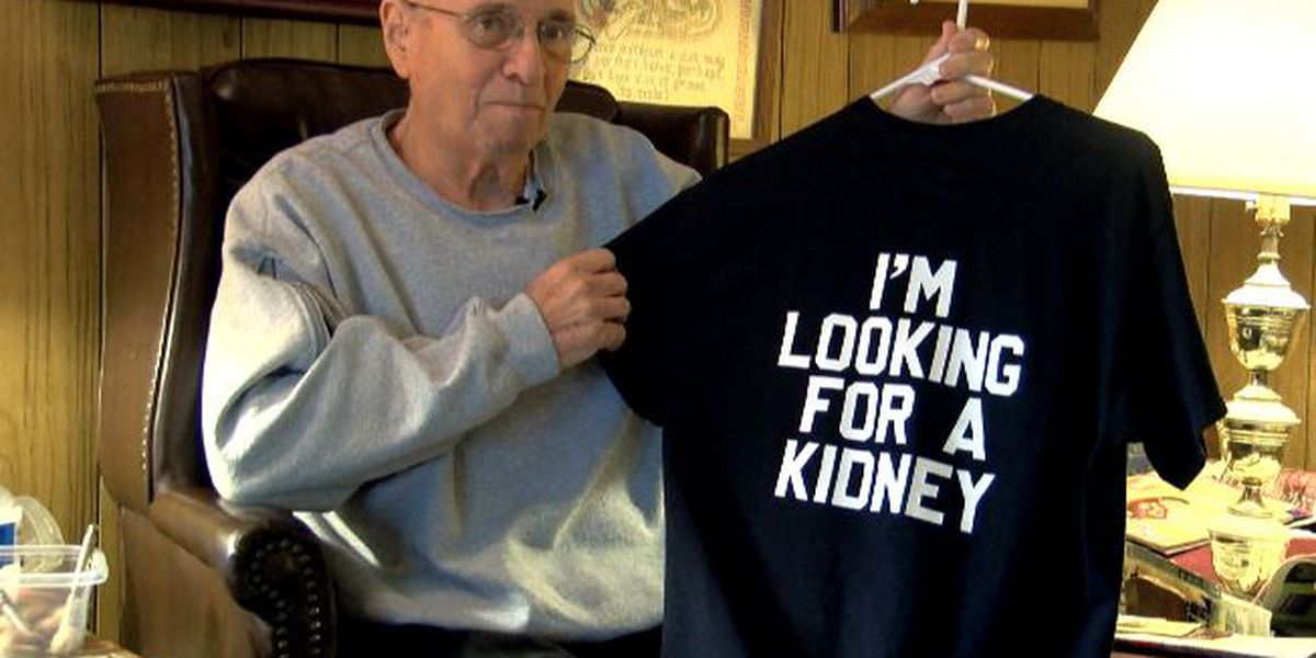 SPECIAL REPORT: Looking for a kidney