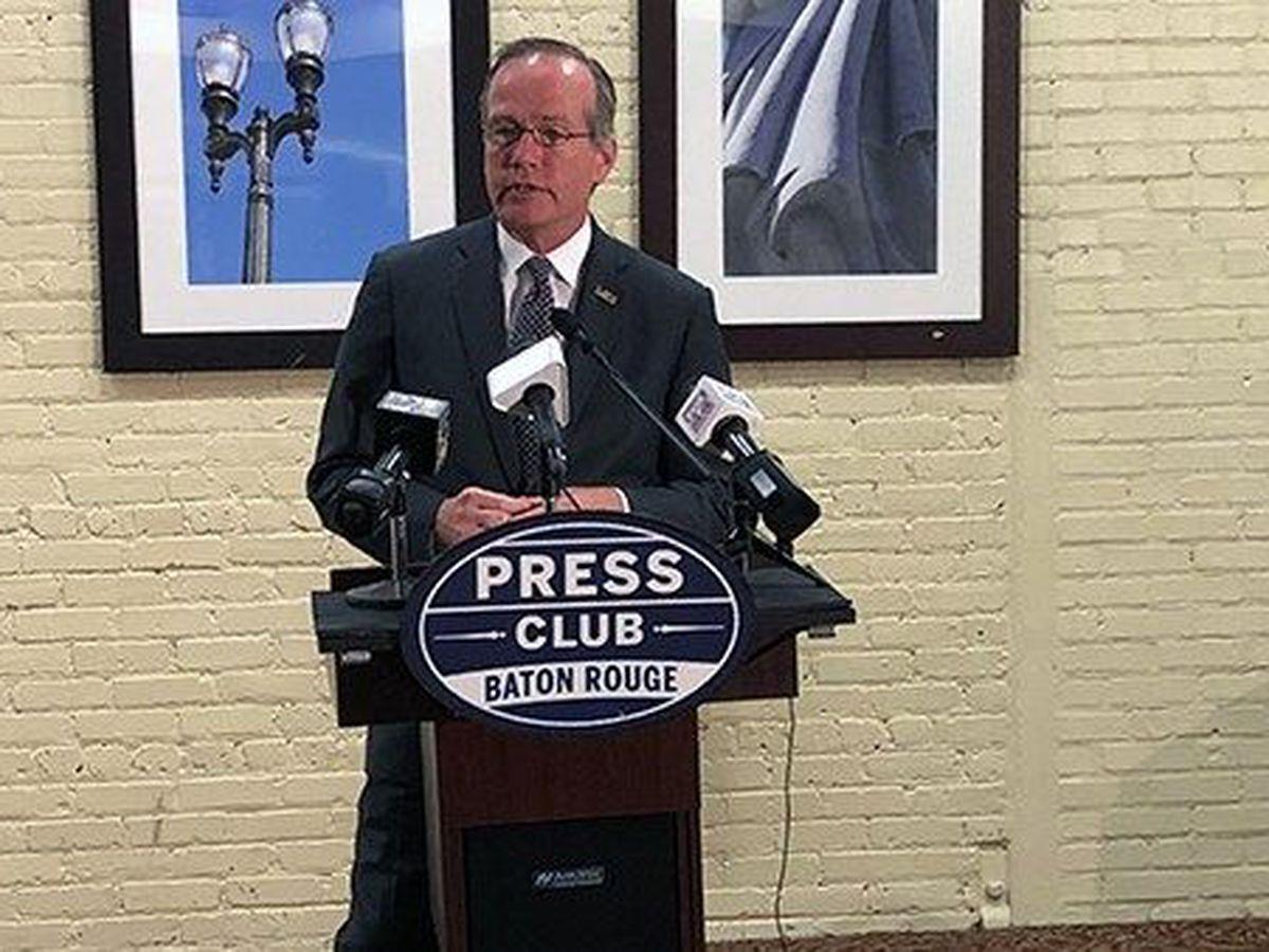 LSU President F. King Alexander will leave for Oregon State University