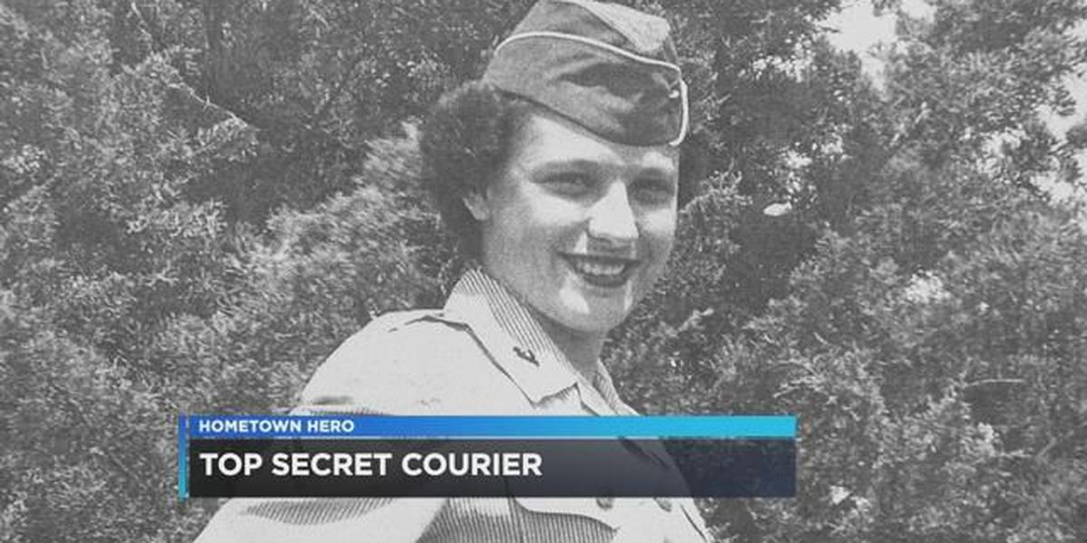 Hometown Hero: Joy Snyder served as a secret courier in the Cold War