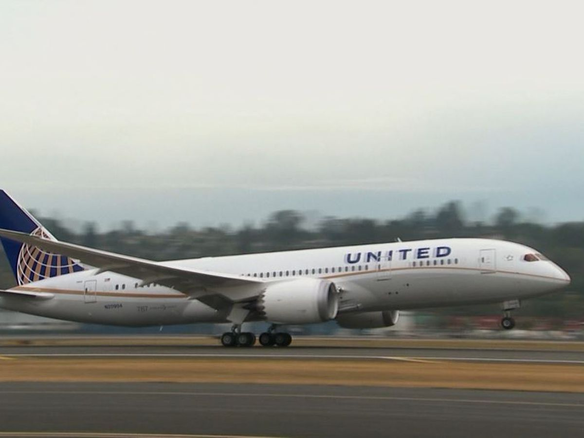 United to offer COVID testing for some travelers