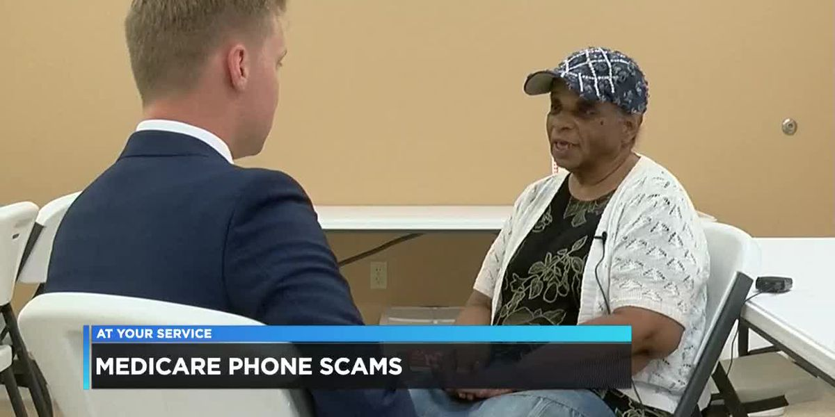 Woman claiming to be the victim of Medicare fraud warns others