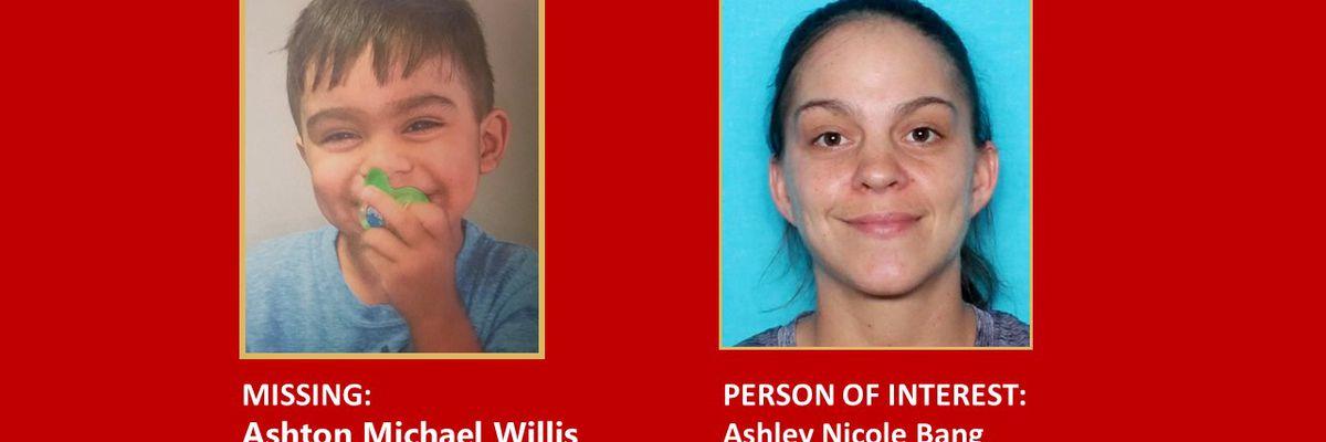 Level II Endangered/Missing Child Advisory issued for Basile child