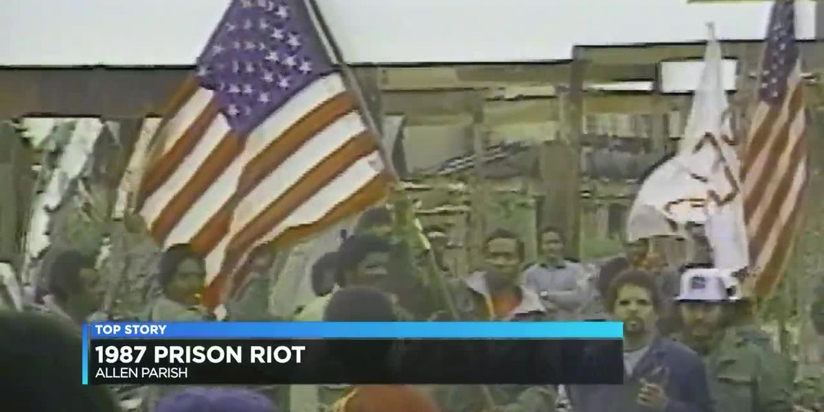 Oakdale federal prison riot 32 years ago Thursday