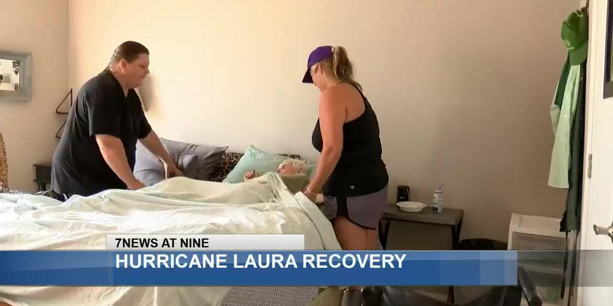 Hospice patients, nurses and caregivers adjust amid Laura aftermath