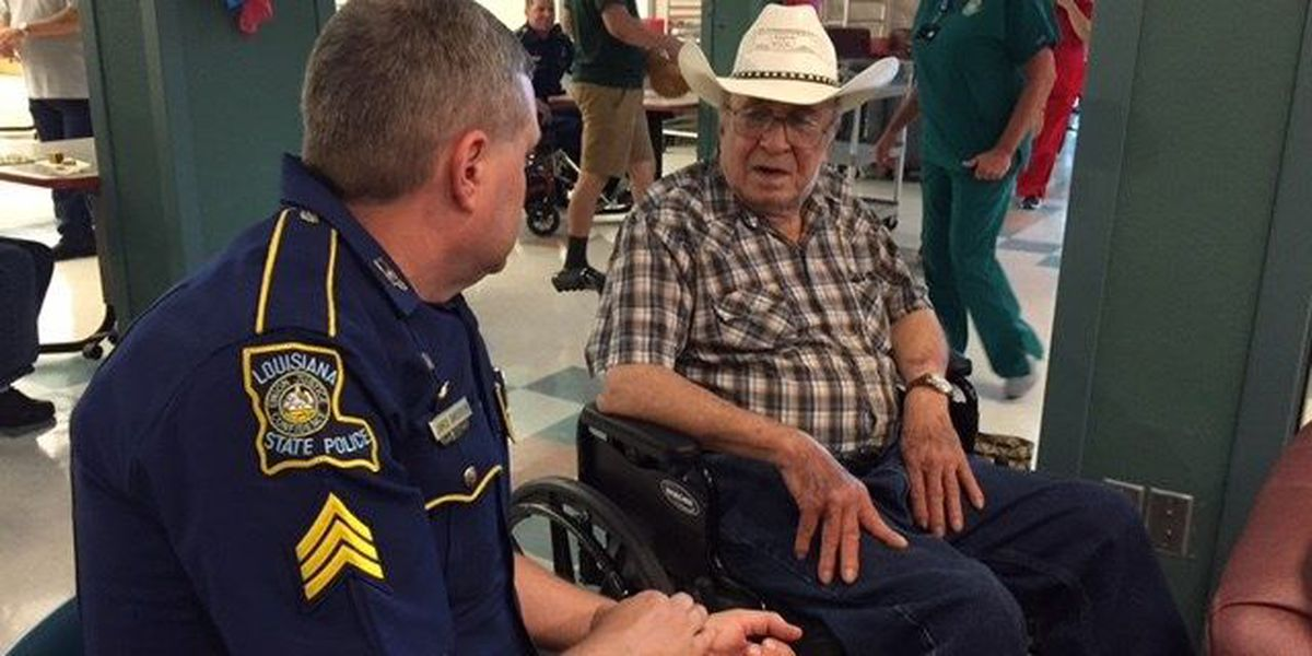Troopers say 'thank you' to veterans