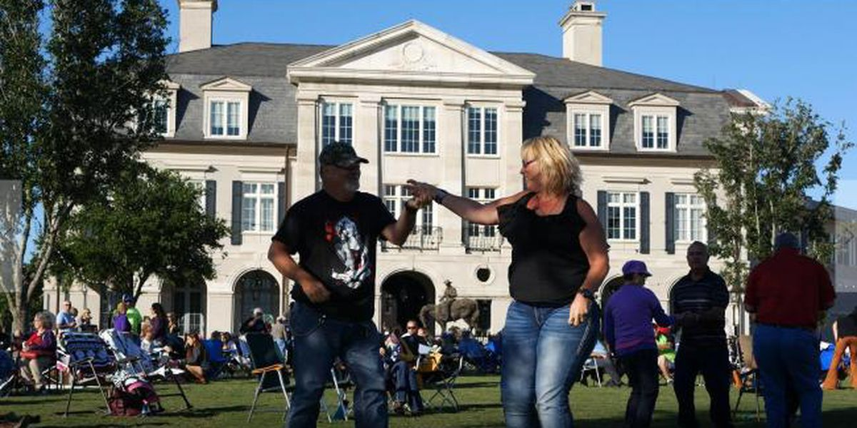 This week's Groovin' at the Grove canceled due to weather