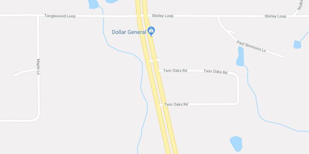 Fatal crash on US 171 at Shirley Loop in Beauregard