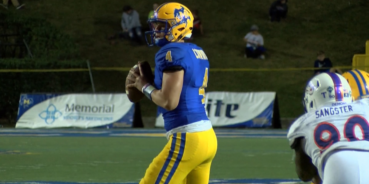 Guidry names QB James Tabary starter for McNeese's regular season finale