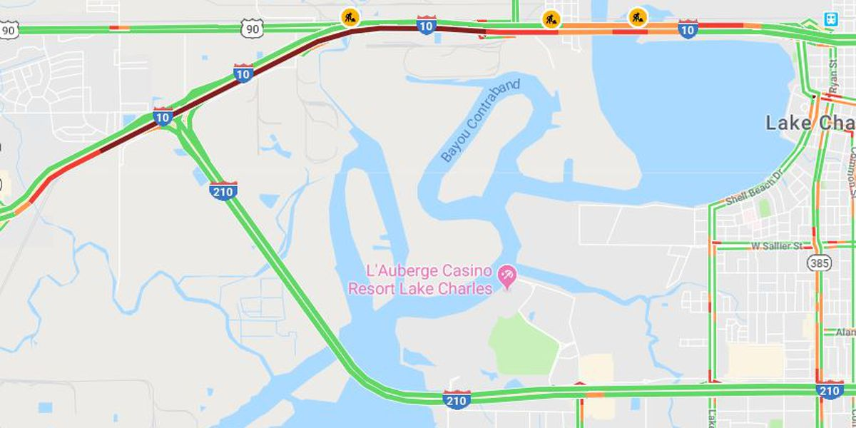 FIRST ALERT TRAFFIC: I-10 EB lane closure causing delays