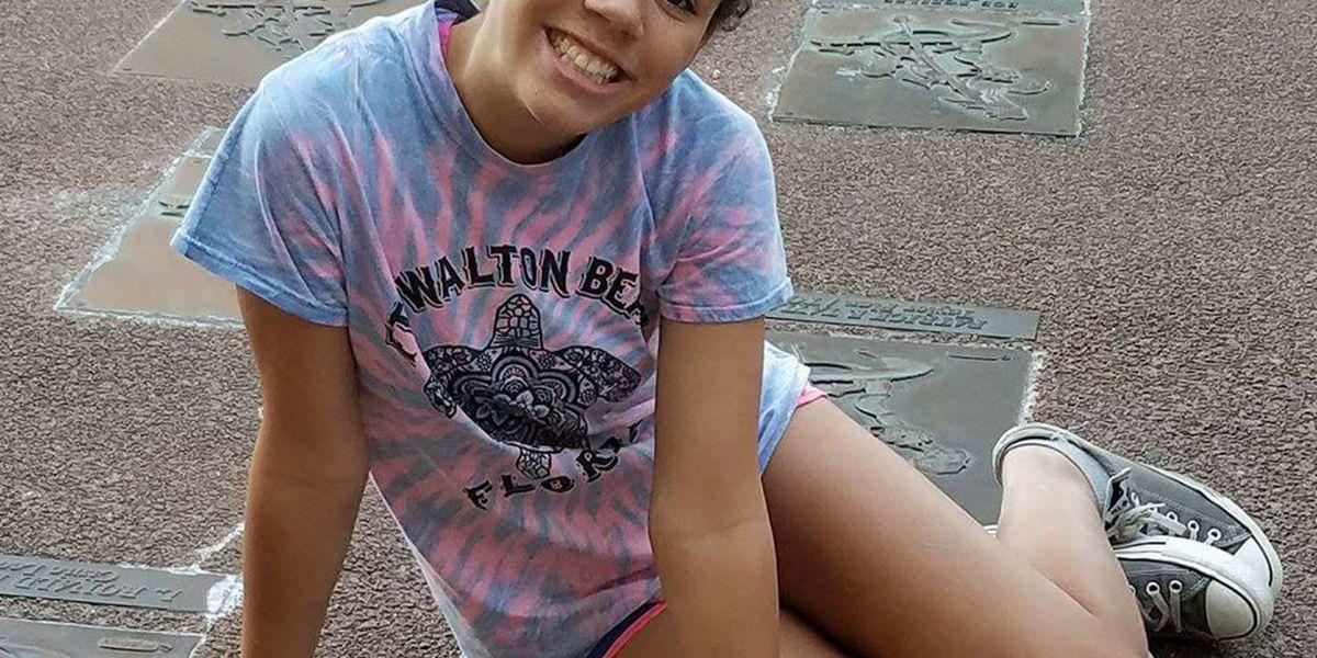 Sulphur teen hit by car still recovering