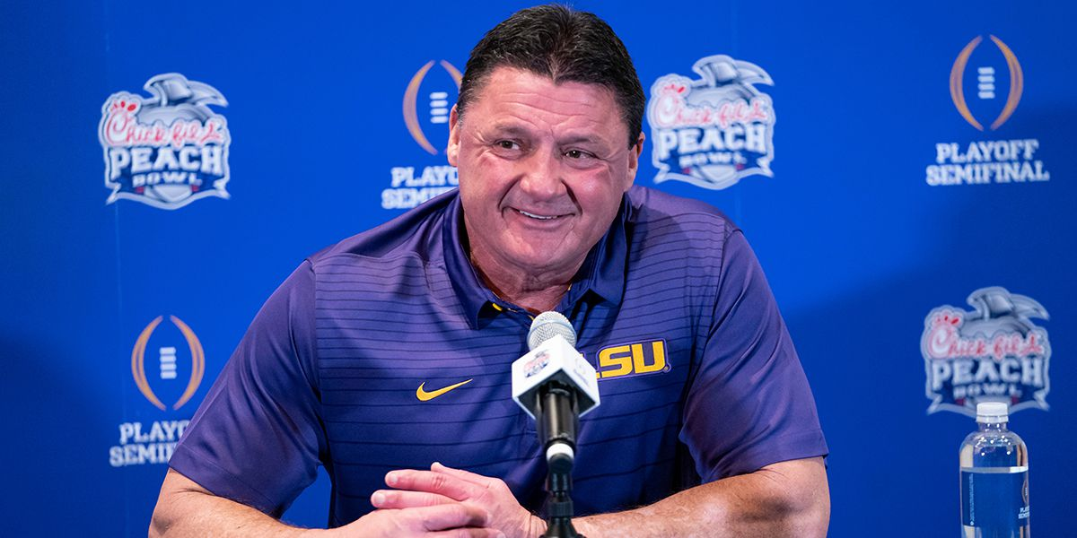 'We're all in this together,' Coach O says in COVID-19 PSA